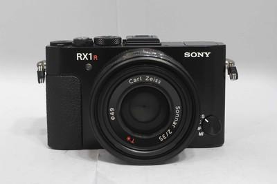 【黑卡全画幅数码相机】索尼RX1RII(NO:6931)行货*