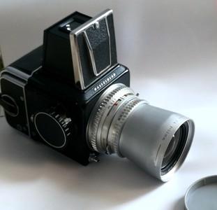 Hasselblad 500 C/M+50mm4C