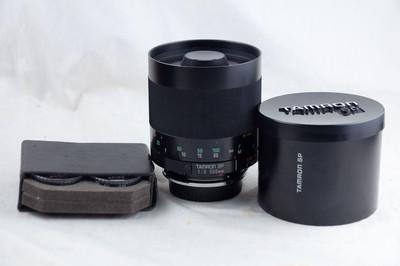 腾龙SP 500 F8 折返镜头 尼康AIS口 带滤镜
