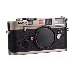 98新 徕卡 Leica M6 0.72 钛版 鸵鸟皮