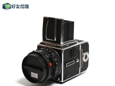 哈苏 503CW相机 连CFE 80mm 镜頭, A12背, 增亮磨砂对焦屏 *95新*
