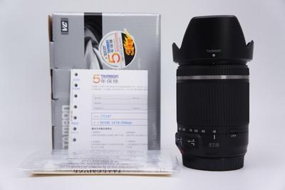 99新行货带包装腾龙 18-200mm F/3.5-6.3 Di II VC B018佳能口