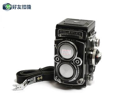 Rolleiflex/禄来 2.8F双反相机 带planar 80/2.8 双反 复古胶片