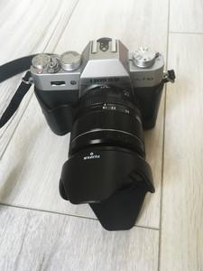富士 X-T10赠送18-55镜头