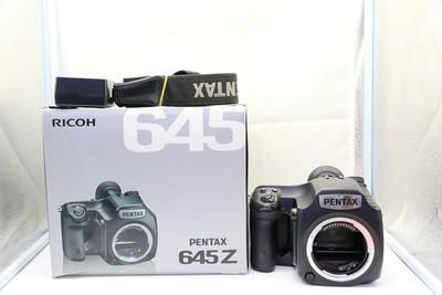 93新二手Pentax宾得 645Z 中画幅相机高价回收 003822津