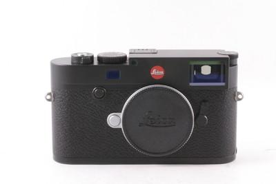 98/徕卡 Leica M10 黑色 旁轴数码机身