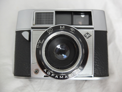 德国 爱克发 Agfa 旁轴相机带原厂45/2.8 镜头