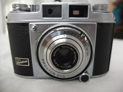 德国 巴尔达 BALDA baldina 胶卷 胶片旁轴相机 机械相机