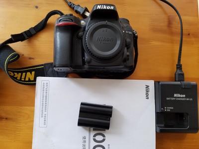 出售自用尼康 D7100