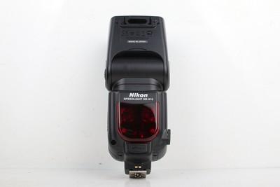 98新二手Nikon尼康 SB-910 机顶闪光灯回收 171011京