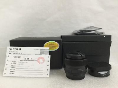 【天津瑞亚】98新 富士 XF35/1.4 R 镜头