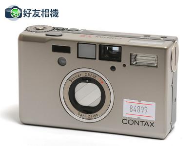康泰时 T3 傻瓜相机 带日期背 连蔡司 35mm 镜头 *95新*