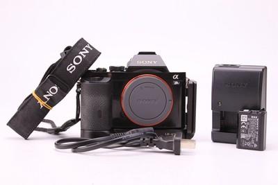 93新二手 Sony索尼 A7S 单机 微单相机回收 074326津