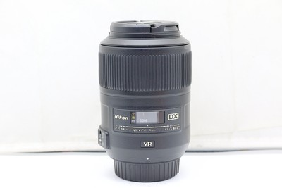 92新二手 Nikon尼康 85/3.5 G ED VR 微距镜头回收 2002479深