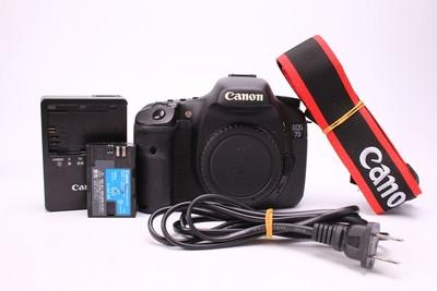 94新二手 Canon佳能 7D 单机 中端单反相机回收 812655津
