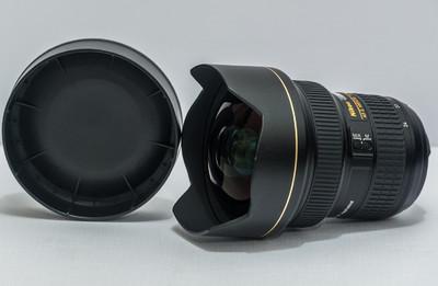 国行99新尼康14-24mm f/2.8G 个人闲置