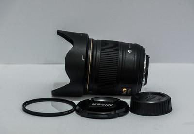 98新尼康 28mm f/1.8G 个人闲置
