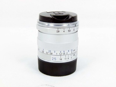 卡尔·蔡司 Biogon T* 25/2.8 ZM手动镜头