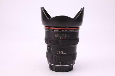 96新二手Canon佳能 20-35/2.8 L 广角变焦镜头回收 196175津