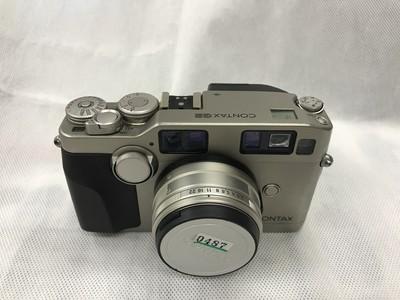 康太时G2十G28/2.8旁轴绿标胶片相机