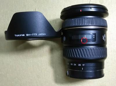 美能达af17-35mm F3.5G