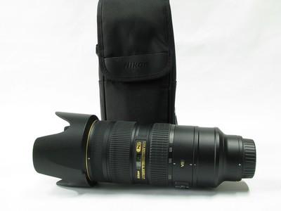 尼康 AF-S 尼克尔 70-200mm f/2.8G ED VR II镜头99新带包