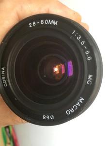 确善能 28-80mm f/3.5-5.6