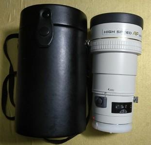 美能达af200mm F2.8G 高速版