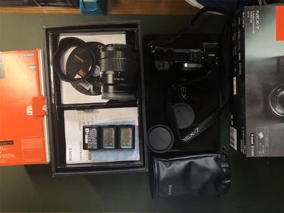 索尼E16-70mmF4镜头(相机已出,只有镜头!)