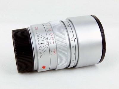 华瑞摄影器材-徕卡Leica Summicron-M 90/2 银色