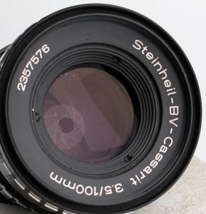 斯坦海尔100mm/F3.5镜头(尼康口)