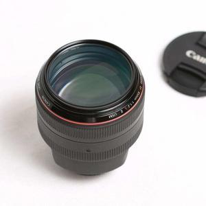 几乎全新,佳能 EF 85mm f/1.2L USM 85 1.2 想换50 1.2