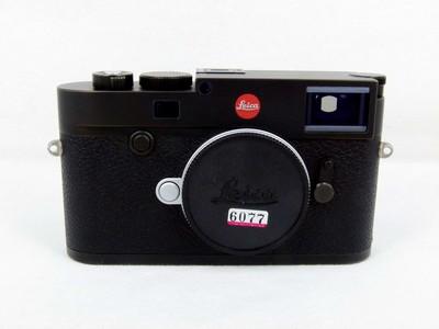 华瑞摄影器材-包装齐全的徕卡M10 黑色