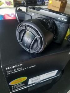 富士 X-E2s+18-55mm镜头