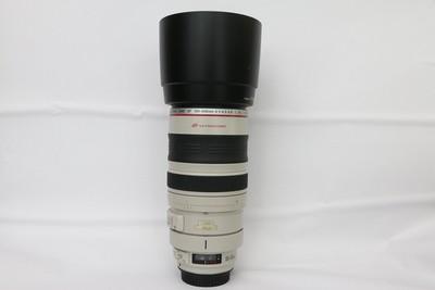 95新二手Canon佳能 100-400/4.5-5.6 L IS大白一代回收 417877深