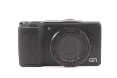 98/理光 GR II 二代 数码相机微单 APS-C 画幅 极新净