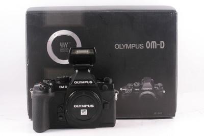 98/奥林巴斯 OM-D E-M1 一代 微单相机机身 (全套包装 )