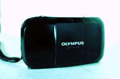 处理故障机:奥林巴斯OLYMPUS μ 1 [mju:]【188元】