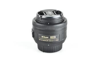 98新 尼康 AF-S DX 尼克尔 35mm f