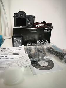 宾得 K52 K5II k-5ii k-52 DA18-135 宾得18-135镜头打包优惠