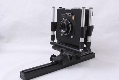 林哈夫卡丹 LINHOF KARDAN SUPER COLOR 4X5单轨大画幅相机