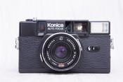柯尼卡C35 AF2胶片老相机摆设摄影旅拍婚纱写真影楼外景拍照道具