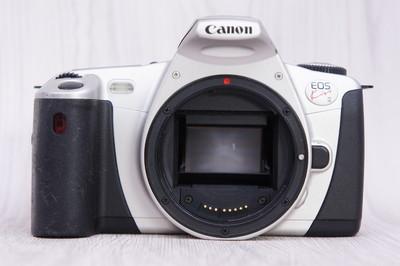 二手日本进口 佳能EOS KISS III 135胶片单反相机 0438