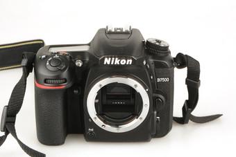 95新 尼康 D7500