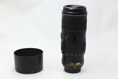 【情迷海印店】尼康 AF-S 70-200/4G ED VR(NO:9253)