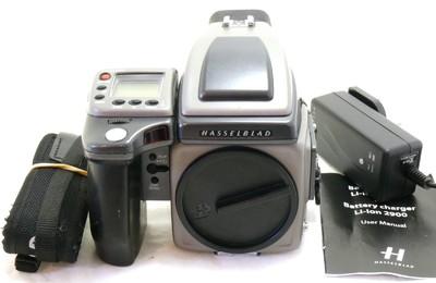 实用首选!哈苏 Hasselblad H2 中画幅机身 快门7万多