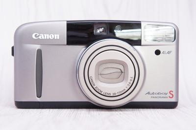 二手日本进口 佳能Autoboy S 135胶片单反相机 0436