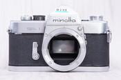 二手日本进口 美能达SR-1 135胶片单反相机 SR-1  0431