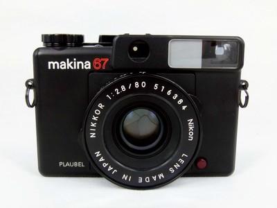 华瑞摄影器材-玛琪娜MAKINA 67