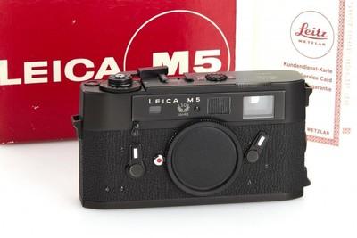徕卡 Leica M5 50周年纪念机 带包装